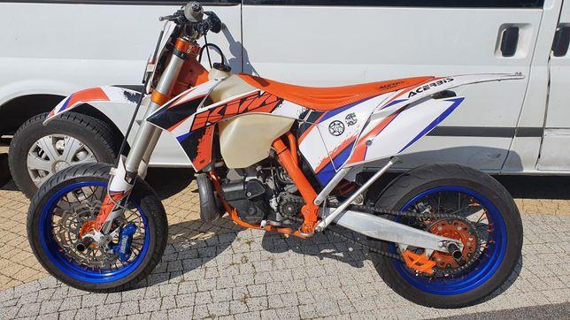 Koła supermoto super Moto s KTM husaberg Husqvarna enduro Exc sx te sm
