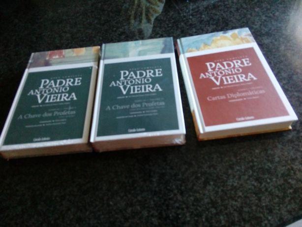 Livros Padre António Vieira