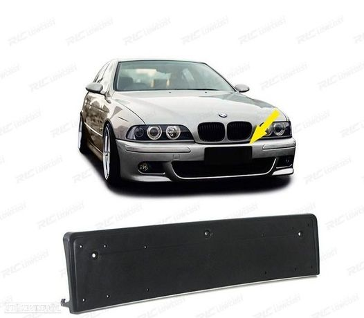 SUPORTE MATRICULA BMW E39 95-03