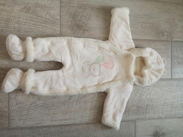 Комбинезон Mothercare айвори р.56-62 см.