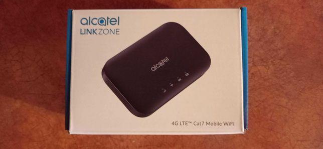 Przenosny ruter alcatel link zone nowy
