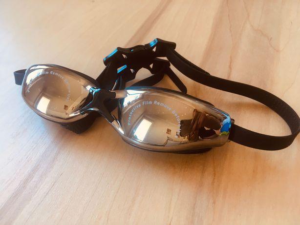 Nowe okulary do pływania