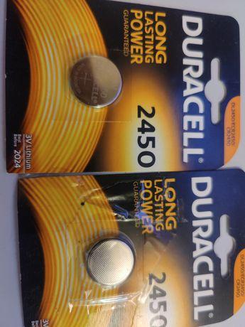 Baterie Duracell DL2450 3V 620 mAh