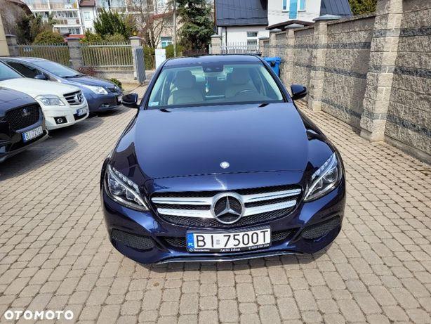 Mercedes-Benz Klasa C Mercedes Benz C200 4MATIC