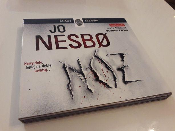 JO NESBO - PRAGNIENIE (audiobook) + NÓŻ (audiobook)