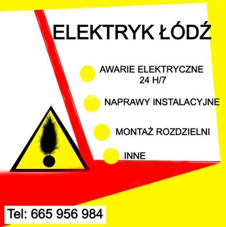 Elektryk ALEKSANDRÓW i Okolice Usługi 24/7 Tanio Szybko Profesjonalnie