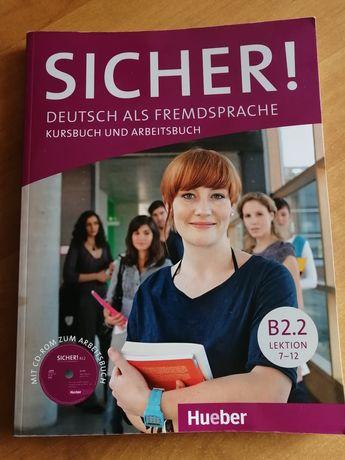 Sicher B2.2 podręcznik do nauki niemieckiego