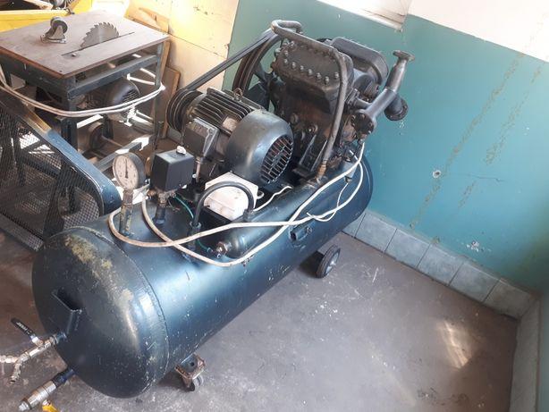 Kompresor sprężarka 400 litrow