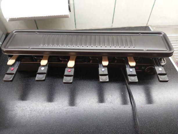 Grill elektryczny SilverChest