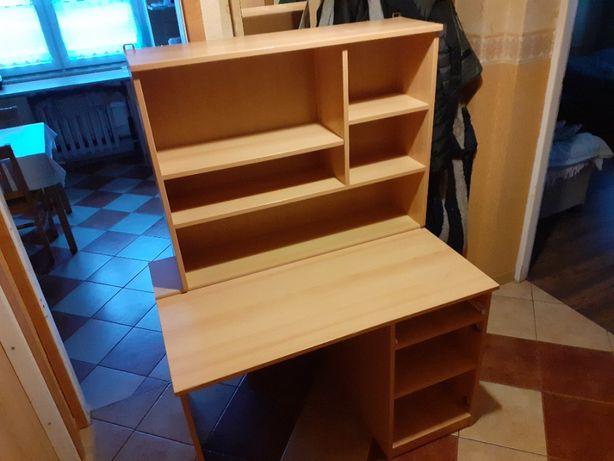 biurko dla pierwszoklasisty