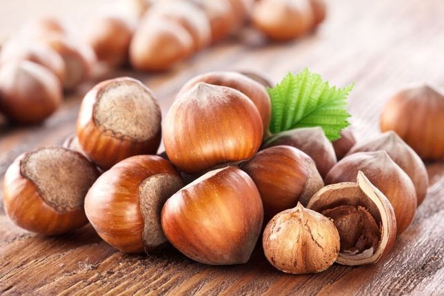 Продам фундук ,грецький горіх