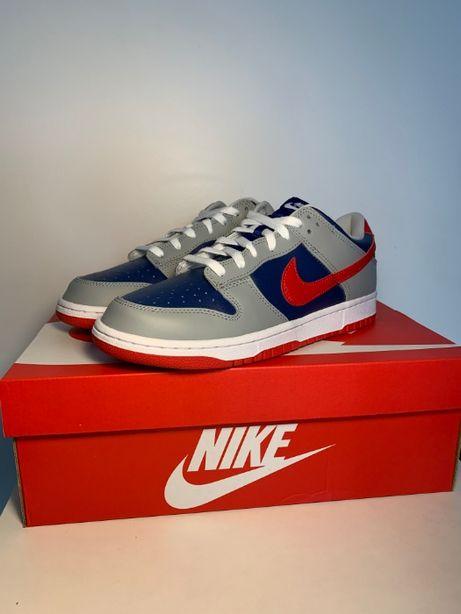 Nike dunk Low Samba - okazja, streatwear