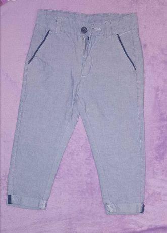 Eleganckie spodnie r 92 Smyk