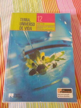 BIOLOGIA 12 ano - MANUAL E C.A. NOVOS - Porto editora