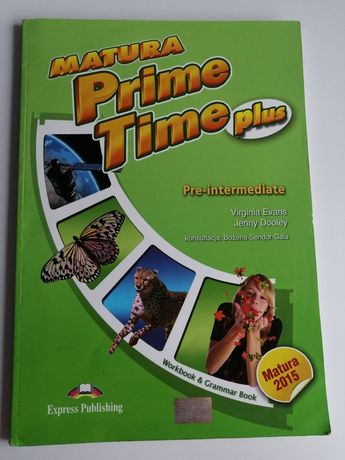 Matura Prime Time workbook ćwiczenia