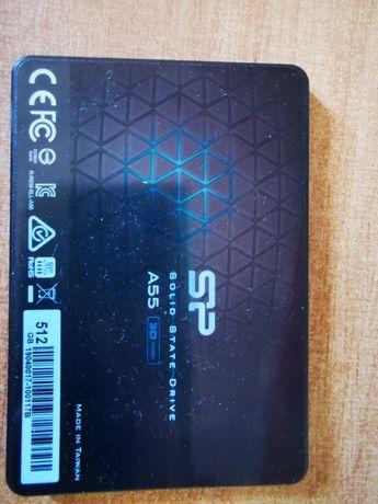 Dysk SSD Silicon Power A55 512GB