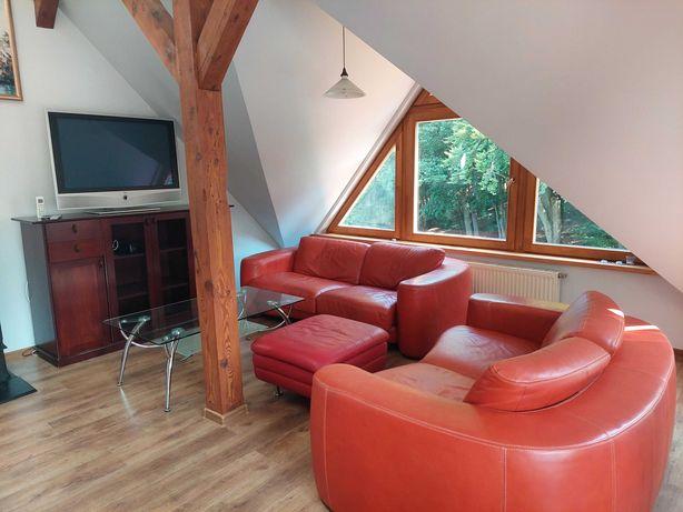 Apartament w Sopocie Górnym (6 osobowy) z antresolą  WOLNE TERMINY !!!