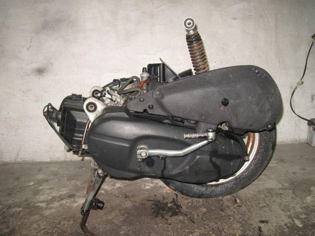 Двигатель/мотор без пробега по Украине. Suzuki Lets/Verde CA1PA