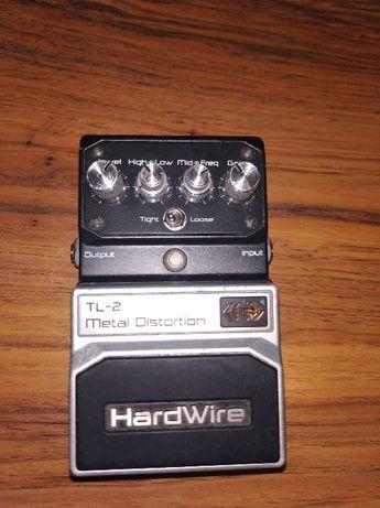 Przester gitarowy Digitech HardWire TL-2 Metal Distortion
