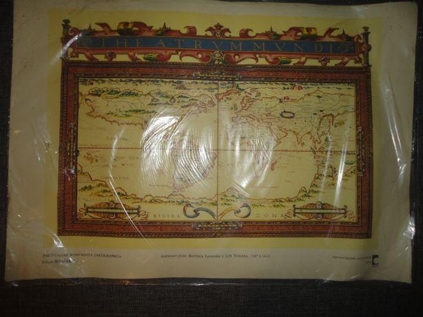 """Cartografria """"Portugaliae Monumenta Cartographica """" Anónimo 1597/1612"""