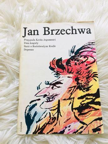 Jan Brzechwa bajki il.Szancer 1988 rok