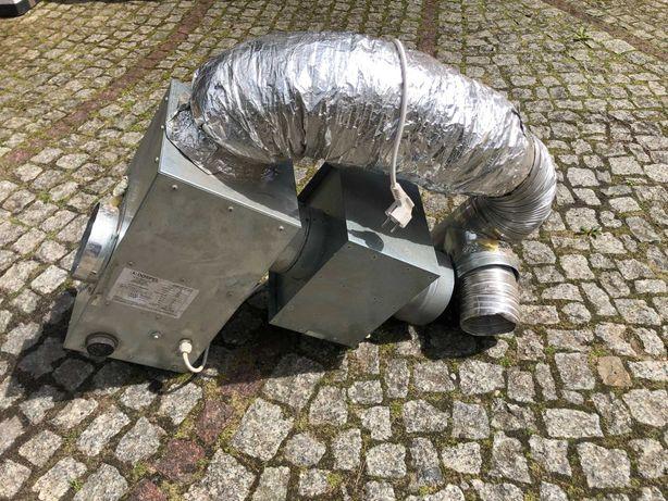 Dospel kom 400 III - turbina kominkowa, wentylator