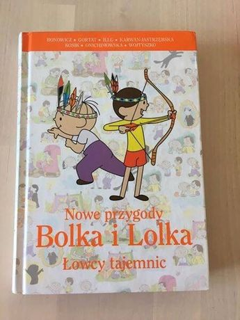 Nowe przygody Bolka i Lolka Łowcy tajemnic