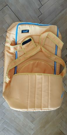 сумка люлька-переноска для немовляти aneta baby style