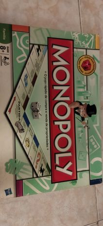 Jogo da mesa: Monopoly