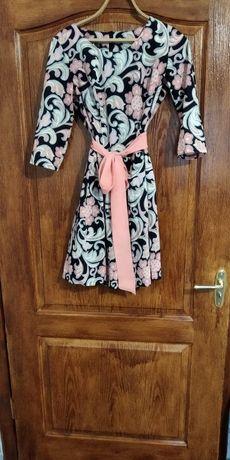 Лёгкое нарядное платье