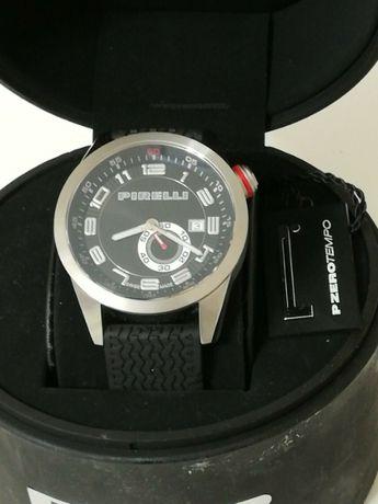 Relógio PIRELLI Pzero Time Racing Collection (como novo)