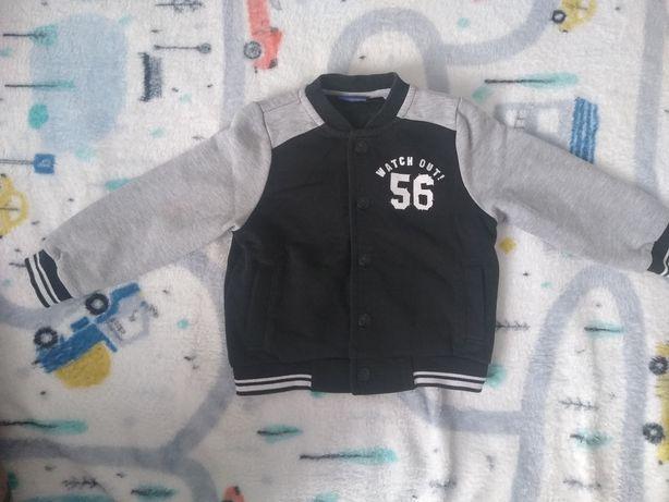 Bluza bejsbolówka 86