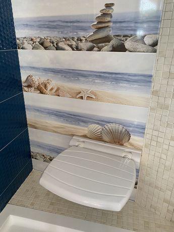 Assento de duche rebativel