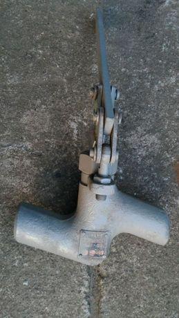 Клапаны регулирующие с рычажным приводом 9с-3-3-2 Ду50 Ру64