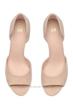 H&M жіноче взуття
