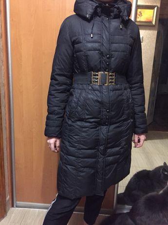 Пальто, пуховик натуральный