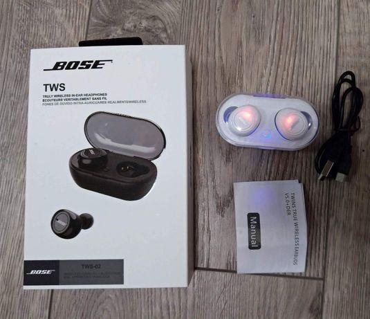 Беспроводные наушники Bose TWS-02. Отличное качество