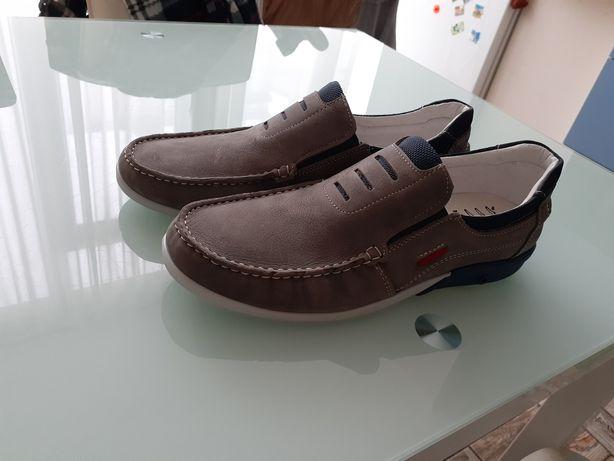 Макасіни туфлі лоферы макасины туфли InTERLAND ITALY