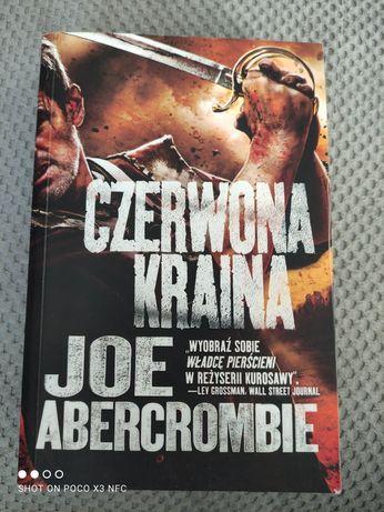 """Joe Abercrombie """"Czerwona Kraina"""""""