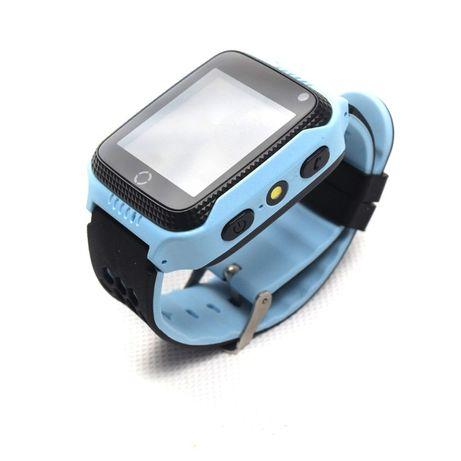SMARTWATCH dla dzieci Q528 GPS Latarka Aparat