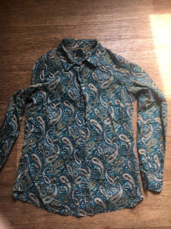 Tommy hilfiger сорочка рубашка блузка