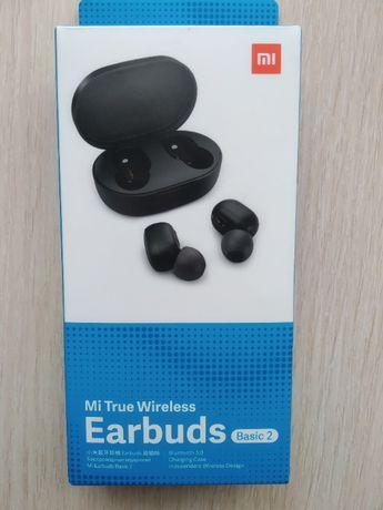 Беспроводные наушники Xiaomi Earbuds Basic2