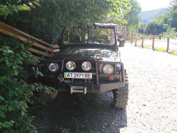 УАЗ 469 підготовленний