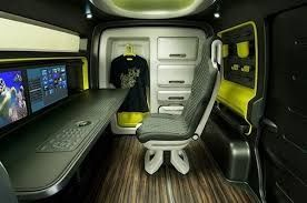 Офис на колесах