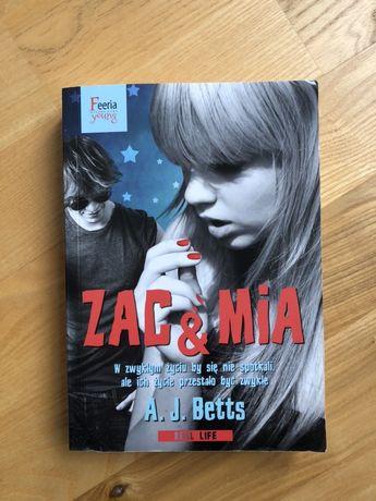 Zac&Mia A.J.Betts