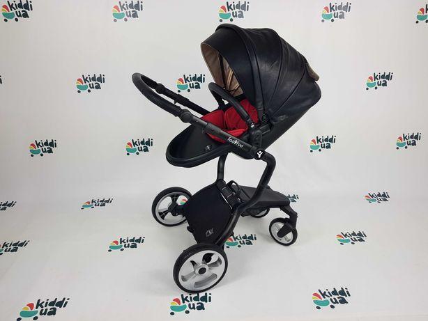 Новая Детская коляска foofoo 2в1 черная в наличие, mima xari