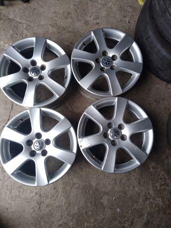 R15, Volkswagen, Skoda, 5×100, 6j, ET 43.