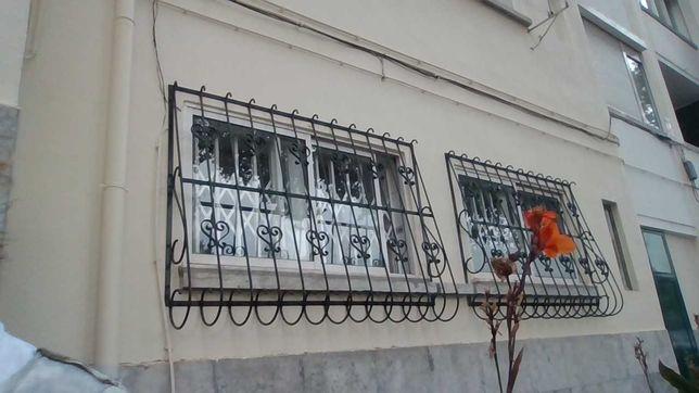 grades em ferro forjado para janelas