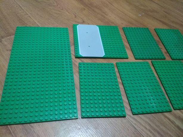 Пластины лего конструктор
