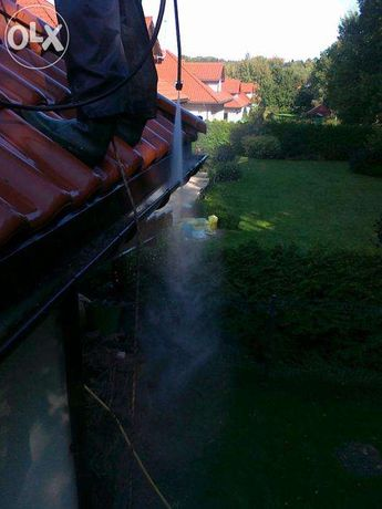 Czyszczenie rynien,rur spustowych Gdańsk,Sopot,Gdynia,Trójmiasto